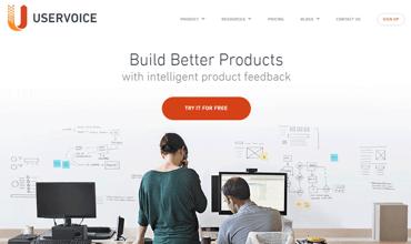 UserVoice Homepage