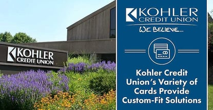Kohler Credit Union Cards Fit Wisconsin Members Needs