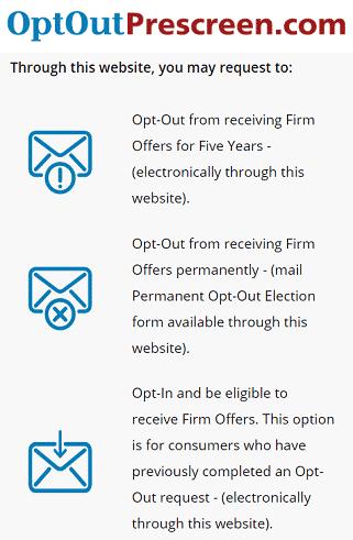 Screenshot of OptOutPresceen.com