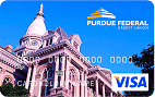 Purdue FCU Cash Rewards Visa Traditional Rewards