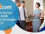 Bill.com Survey Results Show Strategies for Small and Medium-Sized Businesses in 2019 Include Investments in Cloud-Based Tech, International Growth, and Talent