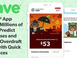 Dave™ App Helps Millions of Users Predict Expenses and Avoid Overdraft Fees with Quick Advances