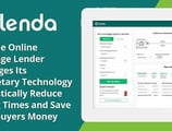 Lenda: How the Online Mortgage Lender Leverages Its Proprietary Technology to Drastically Reduce Closing Times and Save Homebuyers Money