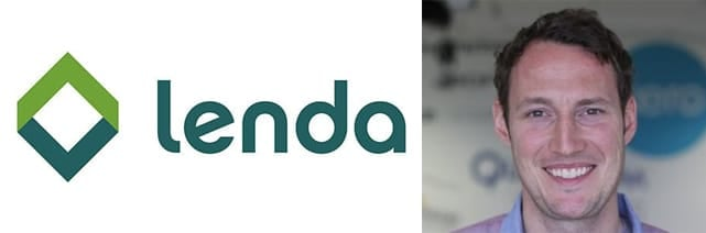 Photo of Lenda Founder and CEO Jason van den Brand