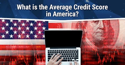 Average Credit Score In America