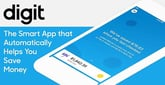 Digit: The Smart App that Learns Your Spending Habits and Automatically Saves the Optimal Amount of Money for You