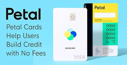 Petal Cards Help Users Build Credit With No Fees