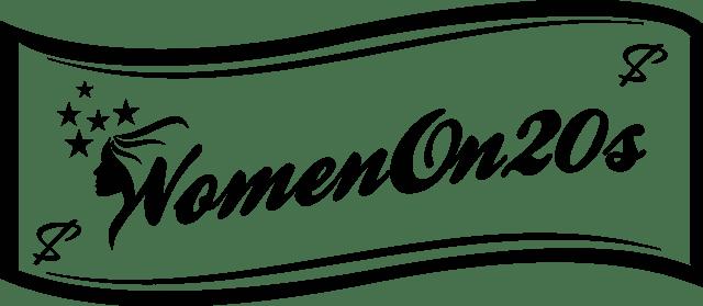 Women On 20s Logo