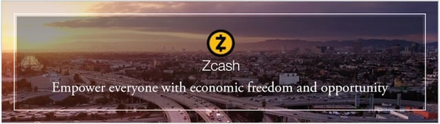 Zcash Economic Freedom Graphic