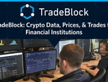 TradeBlock Provides Reliable Cryptocurrency Data, Prices, and Trades for Leading Financial Institutions