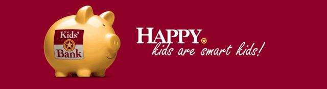 Kids' Bank Graphic
