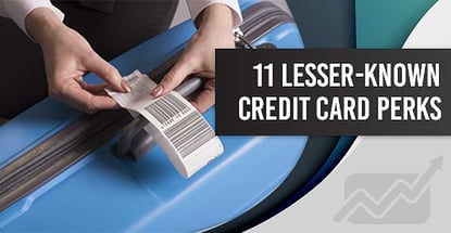 Lesser Known Credit Card Perks