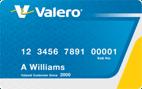 Valero Consumer Credit Card