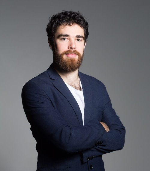 Photo of Ben Jones, Bitwala CTO and Co-Founder