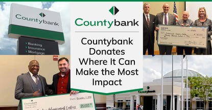 Giving with Impact: In Upstate South Carolina, Countybank Strategically Donates Where It Can Make the Most Difference