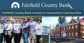 Fairfield County Bank Invests in Connecticut Communities through Small Business Support and Charitable Giving
