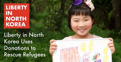 Liberty in North Korea is Changing the Narrative on the Country by Using Donations to Rescue Refugees and Share Their Stories