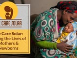We Care Solar Helps Save the Lives of Mothers and Newborns by Providing Solar-Powered Resources to Developing Regions