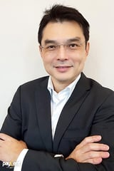 Image of Brian Tan, Taxcent CEO