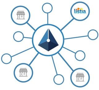 Screenshot of Ink Protocol blockchain connections