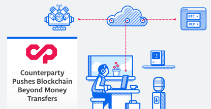 Open-Source Counterparty Pushes Blockchain Capabilities Beyond Money Transfers