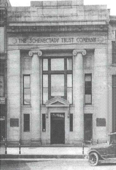 Photo of the Original Trust Company