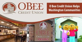 O Bee Credit Union Demonstrates Its Commitment to Strengthening Washington Communities Through Early Financial Literacy Programs