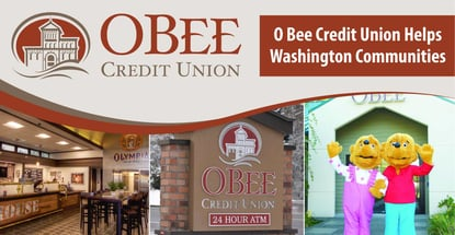 O Bee Credit Union Helps Washington Communities