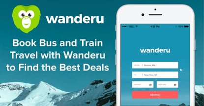 Use Wanderu To Find The Best Bus And Train Travel Deals