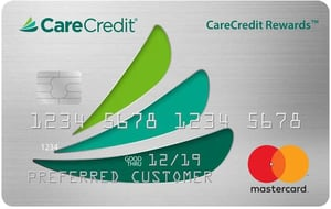 Photo of the CareCredit Mastercard