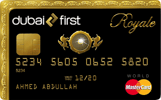 Dubai First Royale Card