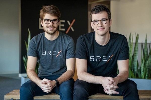 Photo of Brex Founders