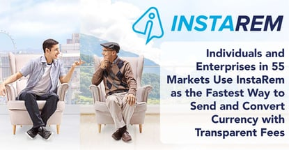 Instarem Offers Fast Affordable Money Transfers