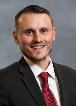 Photo of Jacob Ward, VP of Marketing at R.I.A. FCU