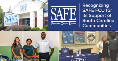How Safe Federal Credit Union Gives Back To South Carolina Communities