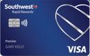 Southwest Rapid Rewards Premier Card