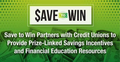 Save To Win Provides Savings Incentives And Financial Education