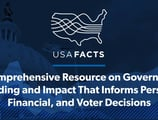 USAFacts: A Comprehensive Resource on Government Spending and Impact That Informs Personal, Financial, and Voter Decisions