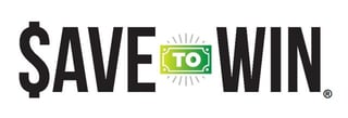 Save to Win logo