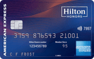 . Hilton Honors American Express Aspire Card