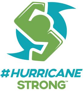#HurricaneStrong Logo