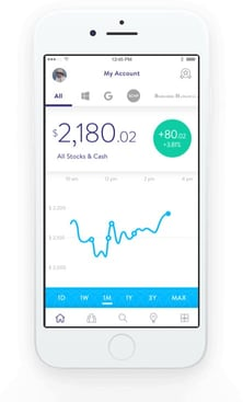 Stockpile Mobile Screenshot