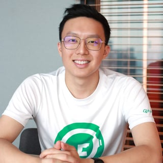 Photo of Conrad Lin, COO and Co-Founder of FintruX