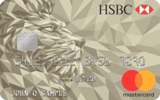 HSBC Gold Mastercard credit card
