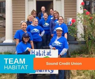 Habitat for Humanity Volunteer Photo