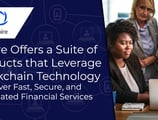 aXpire Offers a Suite of Products that Leverage Blockchain Technology to Deliver Fast, Secure, and Automated Financial Services