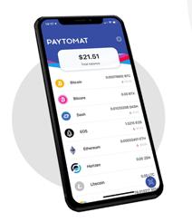 Paytomat Wallet Image