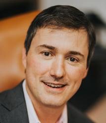 Photo of Toptal Vice President of Enterprise Michael Kearns