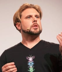Photo of Abe Cambridge, Founder and CEO of The Sun Exchange