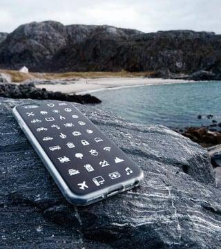 Photo of ICONSPEAK phone case